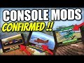 Minecraft PS4 - CONSOLE MODS CONFIRMED [ coming soon ! ] Xbox / PS3 / Wii U / Switch