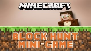 Minecraft: Best Hiding Spot Ever!  (Mineplex Block Hunt Mini-Game)