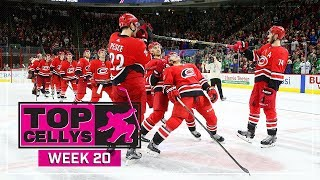 Top Cellys of the Week: Thornton, Tatar, Hurricanes by NHL