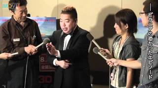 『ピラニア3D』日本語吹替版アフレコ収録