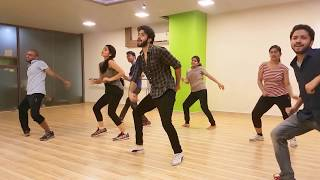 """Beginner choregraphy on """"Mein Tera Boyfriend"""" from Raabta, by HY Dance Studios: Madhapur, Hyderabad Subscribe to our..."""