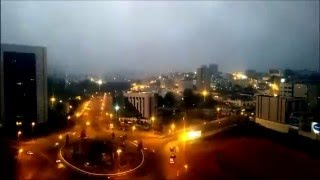 Yaounde Cameroon  city pictures gallery : Timelapse Yaounde, Cameroon 2016