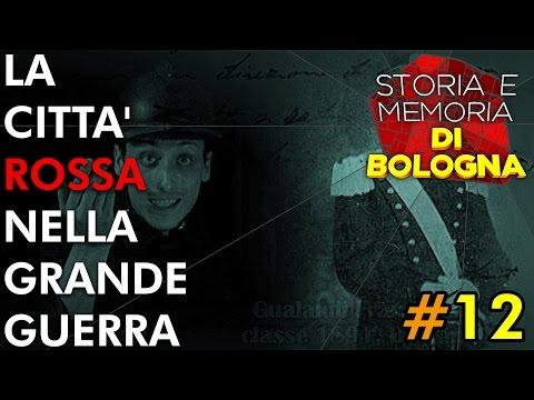 Bologna: città di retrovia e l'accoglienza ai profughi