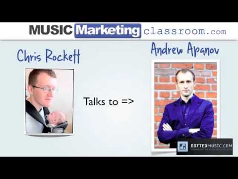 130 Minutes of Music Marketing Bad-Assery With DottedMusic.com