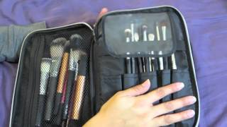 Cosmetic Bag Review (BH Cosmetics)