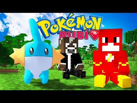 ¡VUELVE PIXELMON CON YOUTUBERS! 💖 - PIXELMON RUBÍ MINECRAFT #2 (Minecraft Pokemon)