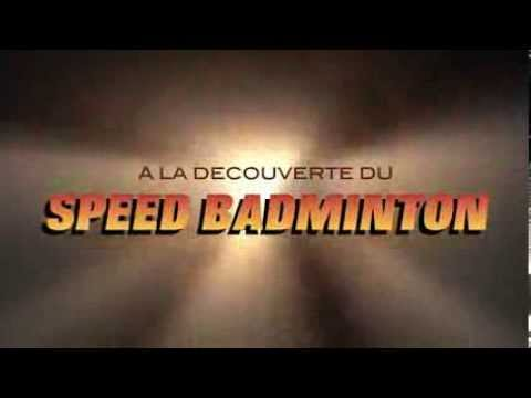 Speed badminton - Le speed badminton au trophée Hei