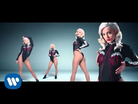 George Michael - Bebe Rexha — «No Broken Hearts» ft. Nicki Minaj (Official Music Video)