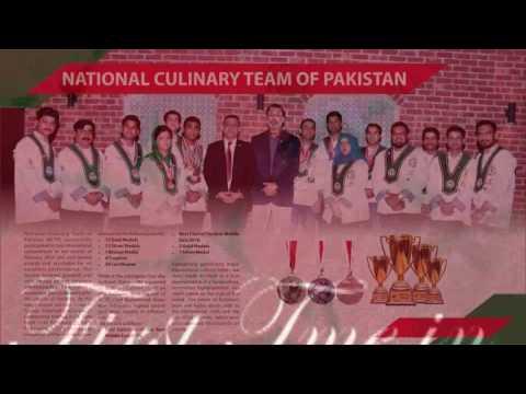 Pakistan Culinary Championship slide