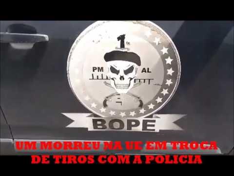 OPERAÇÃO POLICIAL EM LAGOA DA CANOA