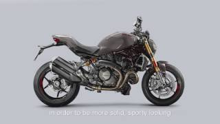 9. New Monster 1200 - Episode 1: Design