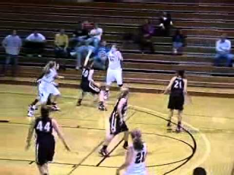 Women's Basketball vs. Randolph-Macon 2/4/11 Highlights