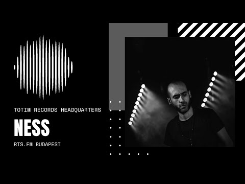 Ness RTS.FM Budapest 20.01.2020