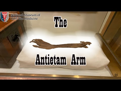 Artifact - The Antietam Arm