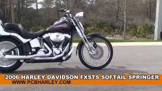 3. Used 2006 Harley Davidson Softail Springer Motorcycles for sale - Daytona Beach, FL