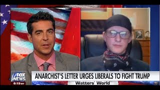 "Fox News Host Jesse Watters gets trolled by an alt-right online personality by the pseudonym ""BG Kumbi"" who pretended to be a ..."