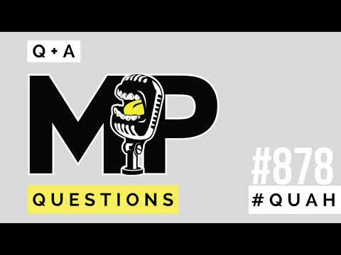 878: How to Train During Cuts & Bulks, the Most Important Muscle for Peak Athletic Performance,...