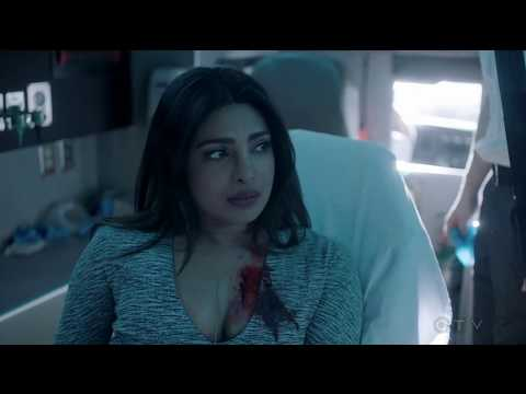 Jake McLaughlin (kiss scene #7) Priyanka Chopra/Alex Parrish  - Quantico (tv series) #33