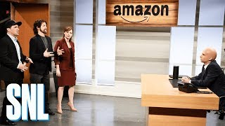 Video Amazon's New Headquarters - SNL MP3, 3GP, MP4, WEBM, AVI, FLV Maret 2018