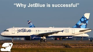 Why JetBlue is successful