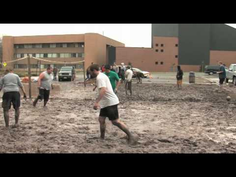 Portable Oozeball Court