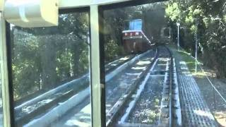 Orvieto Italy  city pictures gallery : The Funicular at Orvieto, Italy.