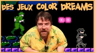 Video The attic gamer - Games Color Dreams - NES MP3, 3GP, MP4, WEBM, AVI, FLV November 2017