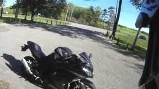 8. 2013 Kawasaki Ninja 300 ABS Walk Around & Mod Overview