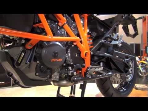 2013 KTM 1190 Adventure - Primeiras impressões