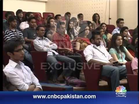 Dr. Javaid Laghari Chairman HEC Badalta Pakistan, Mujahid Barelvi CNBC – Part 2/3