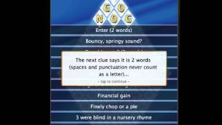 Brain Gems Free: Fun Word game YouTube video