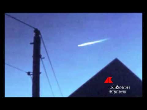 nuovo avvistamento ufo nei cieli della california.