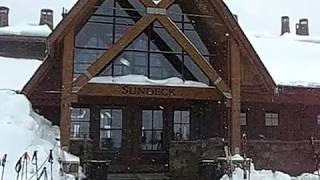 Aspen (CO) United States  city pictures gallery : The Sundeck, Aspen Mountain, Aspen, Colorado, United States, North America