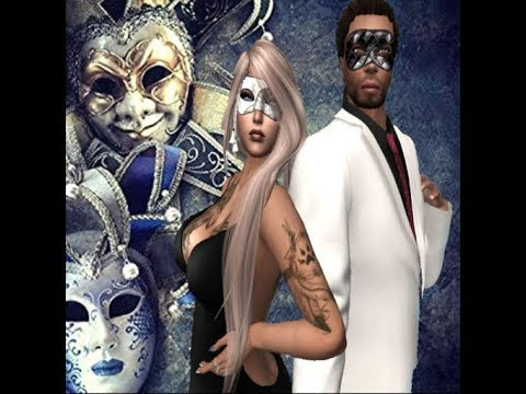 Picture Perfect Memories~The Masquerade Ball ~ Second Life