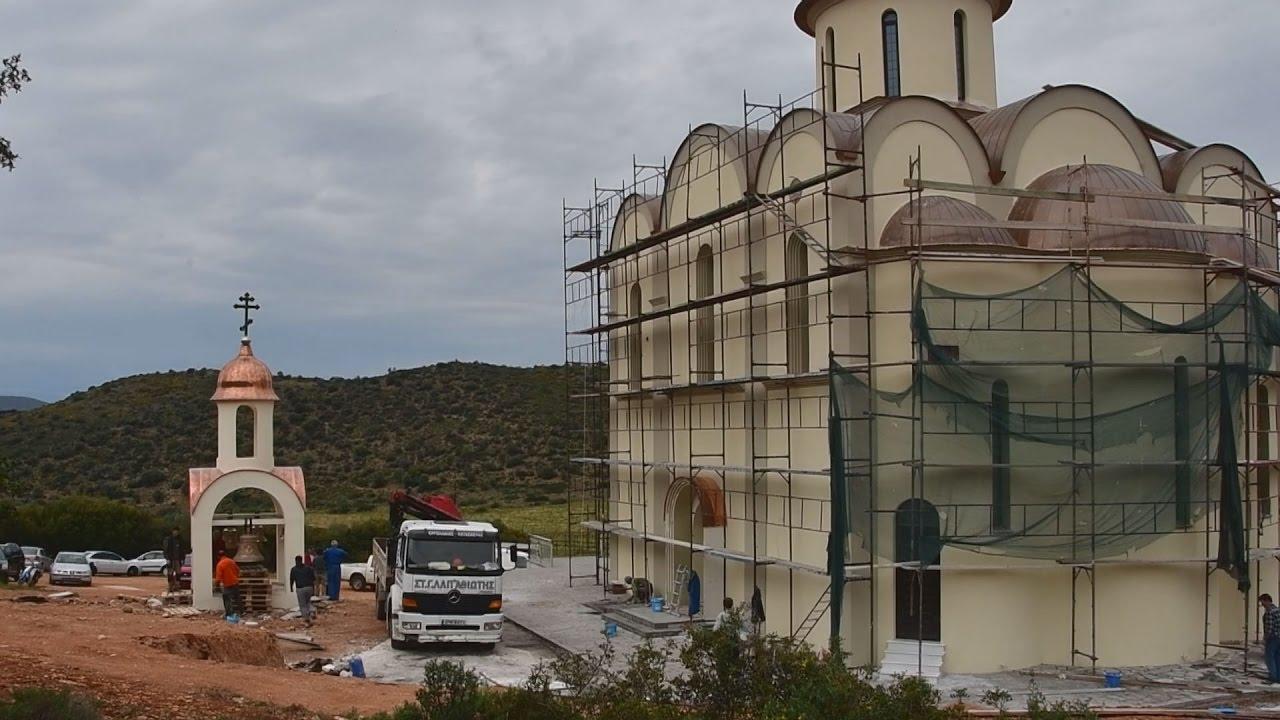 Ετοιμος ο ρωσικός ναός του Αγ. Λουκά στην Αργολίδα