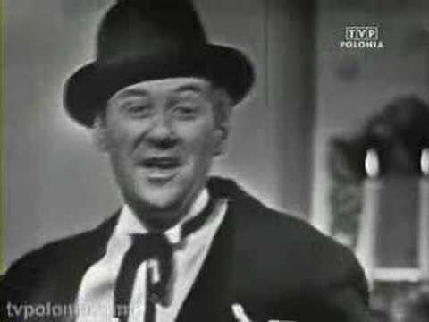 Tekst piosenki Kabaret starszych panów - Staruszek do wszystkiego po polsku