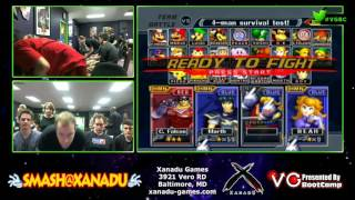[Warning: pre-esports] Mew2king + Jman commentary