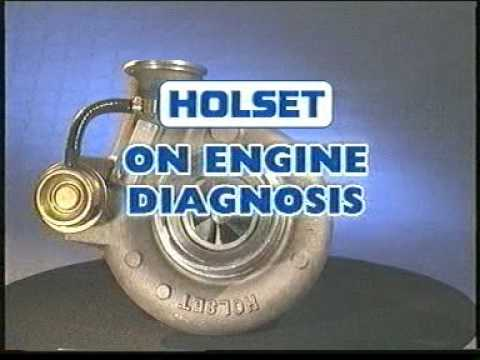 Holset – How a Turbocharger Works