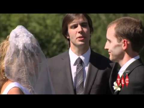 這對處男女新郎新娘從來沒有親嘴過,結婚當天終於能親嘴時…..
