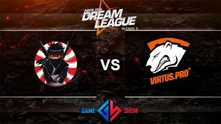 BU vs Virtus.Pro, game 2
