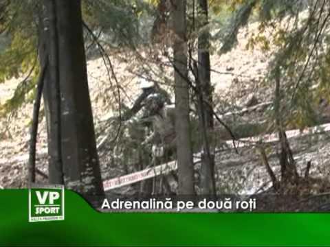 Adrenalină pe două roţi