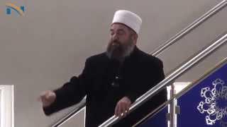Dashuria ndaj Pejgamberit (salallahu alejhi ve selem) - Hoxhë Ferid Selimi   Hutbe