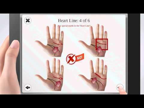 Video of Palm Reading Premium HD Lite