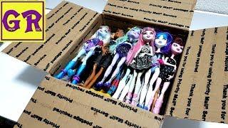 Распаковка ПОСЫЛКИ С КУКЛАМИ Монстер ХайКуклы предоставлены интернет-магазином  http://doll4you.com.ua/ https://vk.com/doll4you  Сегодня нам предстоит распаковка посылка из Америки с куклами Монстер Хай. Вам интересно увидеть какая моя коллекция кукол? Пишите мне об этом в комментариях.Подпишись на канал, оставайся с нами https://www.youtube.com/c/gayarozНаша новая группа в вконтакте https://vk.com/gaya_rozМы в инстаграмме  http://instagram.com/gayaroz_tvПриглашаем Вас посмотреть наши видео:ОЖИДАНИЕ vs РЕАЛЬНОСТЬ Товары для творчества с алиэкспресс https://youtu.be/G_f1liwgB2AДОРОГО vs ДЕШЕВО. Вызов принят! Дорогие куклы Монстер Хай против дешевых.  Monster high  dolls https://youtu.be/3TM79Otx9zgИгра со зрителями 48 часов. https://www.youtube.com/watch?v=2qwuOmtddOIDIY как сделать Леди Баг ООАК Барби или ООАК Монстер Хай. https://www.youtube.com/watch?v=cE565uZISHMDIY Телефоны для кукол https://youtu.be/anHmI_30zV0Блокноты для кукол https://youtu.be/m4bo0Ya3iwoРаспаковка ПОСЫЛКИ С КУКЛАМИ Монстер Хай и Эвер Афтер Хай из Америки Monster high https://youtu.be/Qi29wqZAQ-M