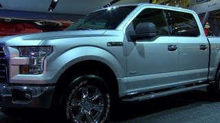 Car Tech - 2015 Ford F-150