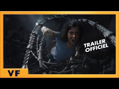 Alita : Battle Angel | Nouvelle Bande Annonce Officielle