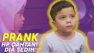 Video PRANK! Baby Qahtan SEDIH Gak Jadi Dapet HP Baru #PART1 MP3, 3GP, MP4, WEBM, AVI, FLV Juni 2019