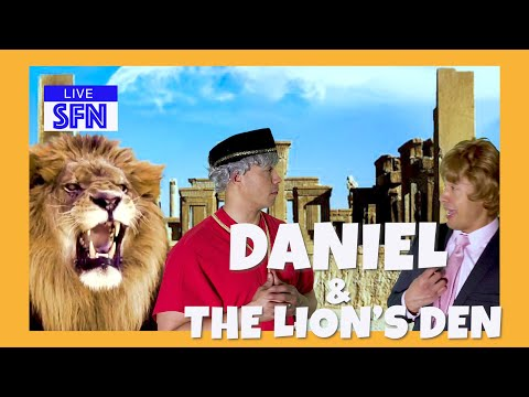 BIBLE LESSONS FOR FAMILIES: Daniel and the Lion's Den