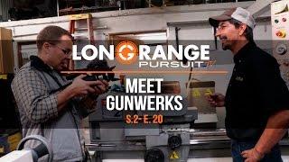 Video Long Range Pursuit   S2 E20  Meet Gunwerks MP3, 3GP, MP4, WEBM, AVI, FLV November 2017