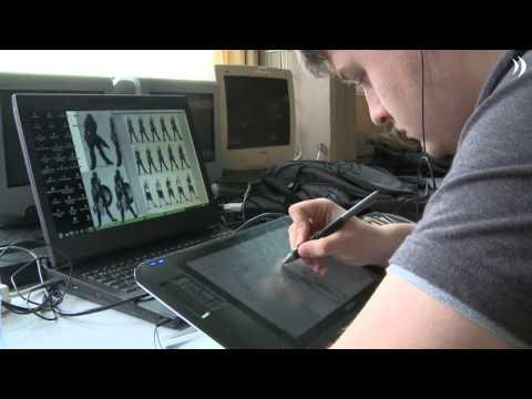 DAE (Digital Arts & Entertainment) studeren aan Howest